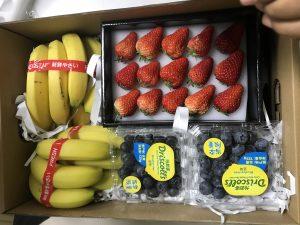 业主慰问水果1